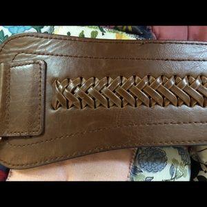 torrid Accessories - Torrid Western Style Faux Leather Braided Belt  3